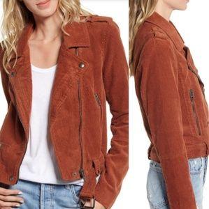 Blank NYC Corduroy Moto Jacket